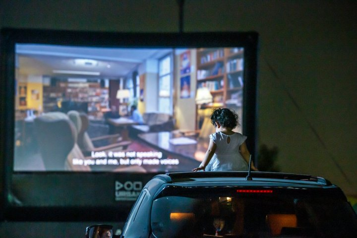 Drive In cinema - Urban Entertainment