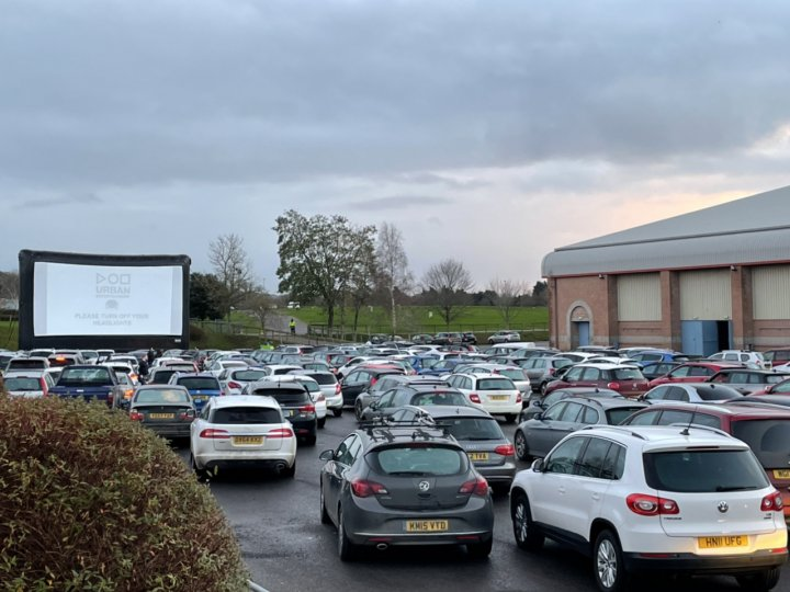 Drive In Cinema Hire - Urban Entertainment