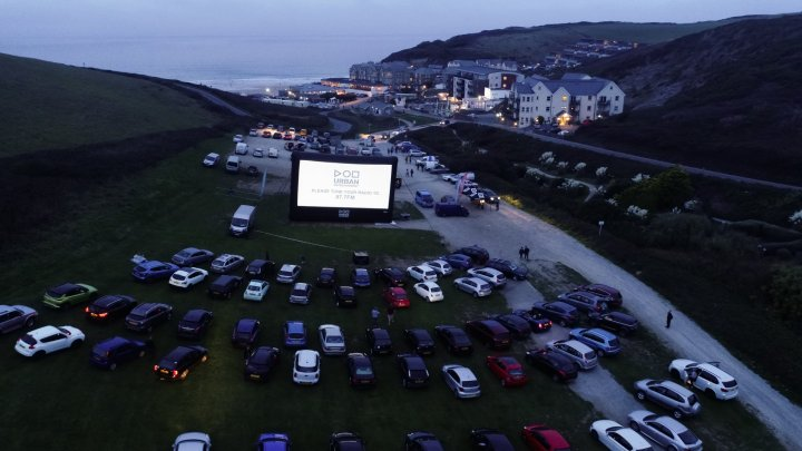 Drive In Cinema - Urban Entertainment